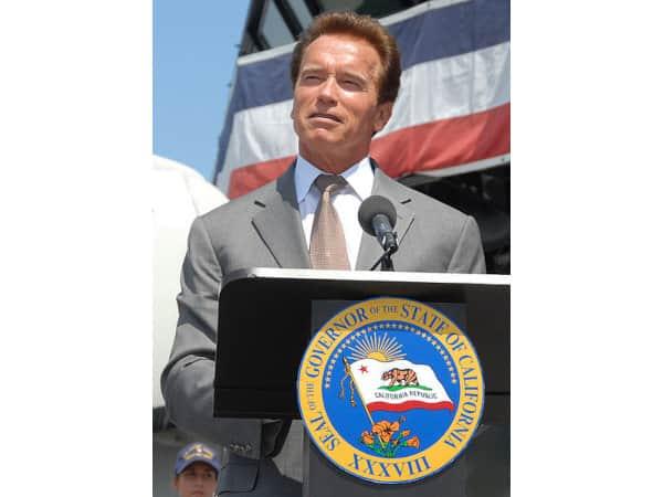 Arnold Schwarzenegger Governor of California